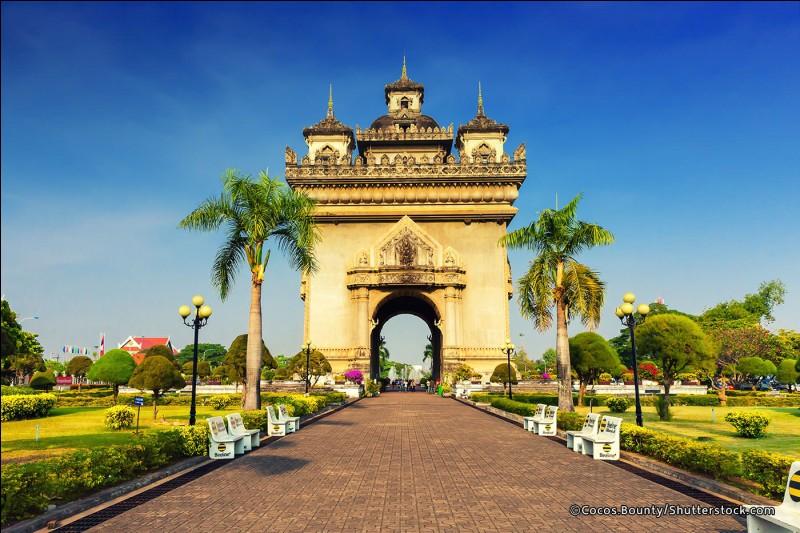 Lequel de ces pays d'Asie a pour capitale Vientiane ?