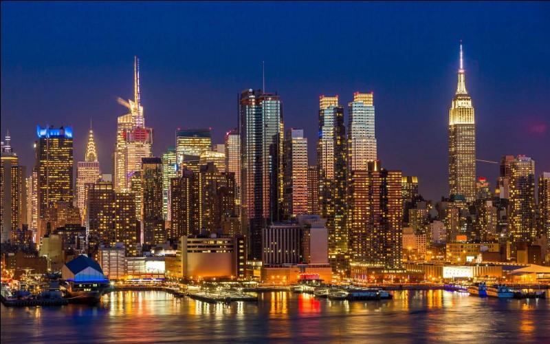 Comment s'appelle la capitale de New York ?