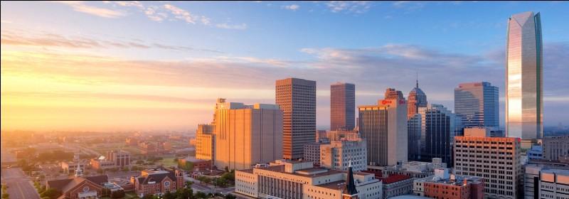 L'Oklahoma est un État du Centre Sud des États-Unis. Quelle est sa capitale ?