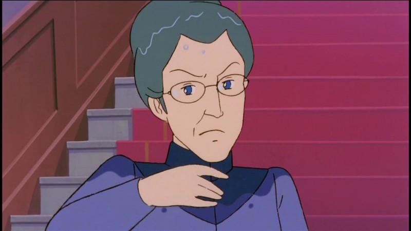 Comment s'appelle cette femme ?