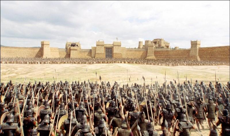 Dans quel pays se trouve le site où était construite la ville de Troie ?