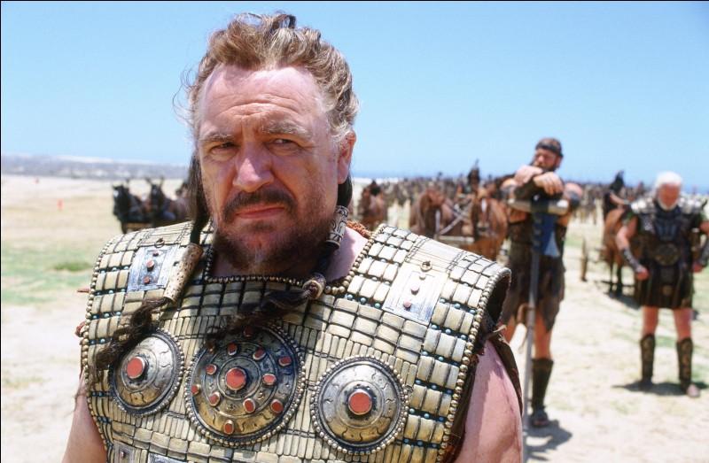 Quel était le prénom du roi de Sparte ?