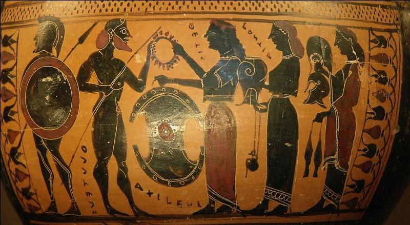 Qui était Patrocle et comment est-il mort ?