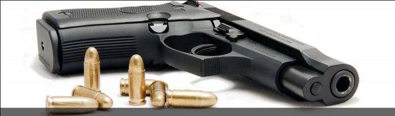 As-tu déjà touché à une arme ?
