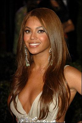 Quelle chanson Beyonce a-t-elle chantée ?
