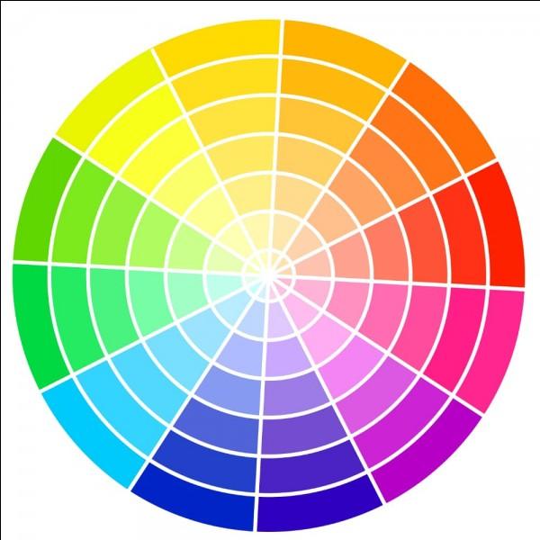 Tu aimes les couleurs...