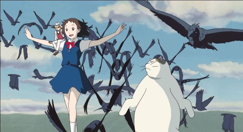 À la fin, que font les corbeaux pour sauver Haru ?