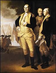 George Washington était le chef de l'armée continentale pendant la guerre d'indépendance. Malgré son prestige et son expérience, il n'avait jamais dirigé plusieurs milliers d'hommes.Il devait faire face aux fameuses « tuniques rouges » britanniques.Il dut entraîner et réorganiser son armée hétéroclite, mais après la victoire de Saratoga, bénéficia beaucoup de l'aide française...