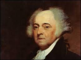 John Adams est aussi l'un des Pères de la révolution américaine, comme représentant du Congrès américain en Europe. Il obtint des fonds afin de financer les dépenses liées à la guerre d'indépendance américaine. Il aida à la rédaction de l'entente du traité de Paris avec le Royaume-Uni...