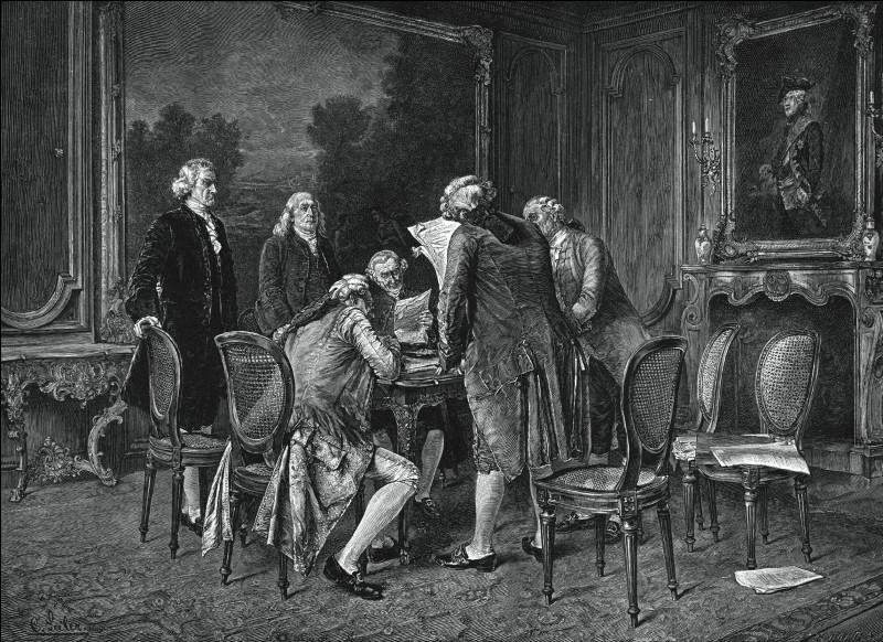 Le traité de Paris, signé du 3 septembre 1783, mit fin à la guerre d'indépendance entre les colonies américaines et la Grande-Bretagne.Les principaux négociateurs américains furent John Adams, Benjamin Franklin et John Jay...