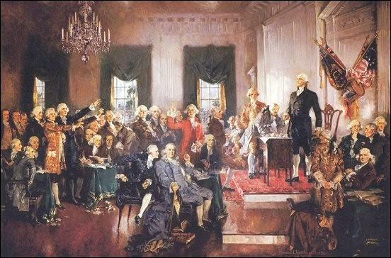 La déclaration d'indépendance des colonies des États-Unis de l'Amérique du Nord, rédigée par Thomas Jefferson, fut adoptée le 4 juillet 1776.Par ce texte, les treize colonies britanniques d'Amérique du Nord ont fait sécession de la Grande-Bretagne...