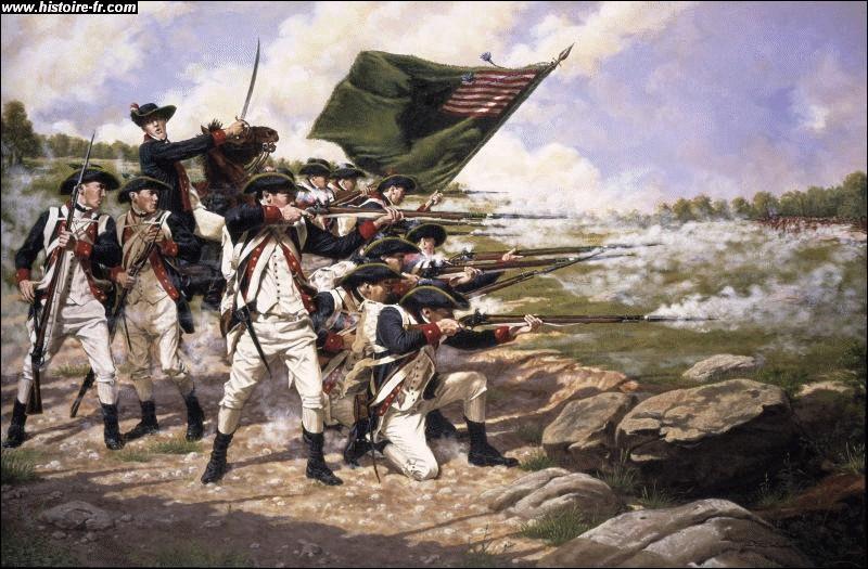 La campagne de New York et du New Jersey fut l'un des théâtres majeurs de la guerre d'indépendance des États-Unis. Elle eut lieu de juillet 1776 à mars 1777.Les Britanniques débarquèrent à Long Island en août 76. Dans la bataille, Washington et son armée furent battus et forcés de retraite en retraite, perdant le New Jersey à l'armée britannique et aux loyalistes...