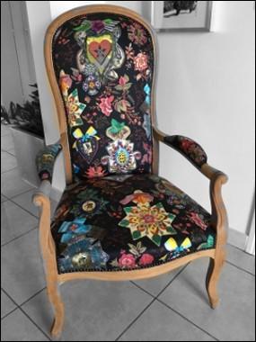 Quel est ce joli meuble rencontré dans un vide-grenier ?