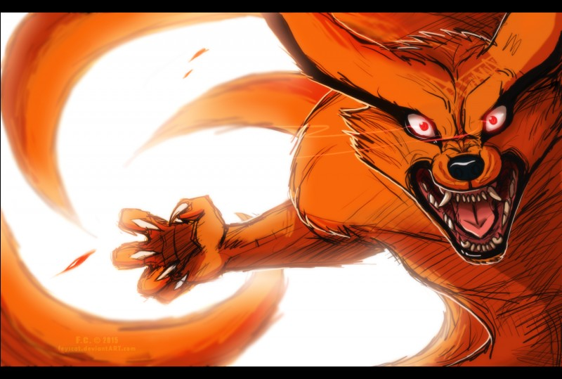 Quel est le démon de Naruto ?