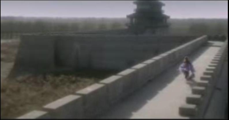 Dans quel clip pouvons-nous voir ce paysage ?