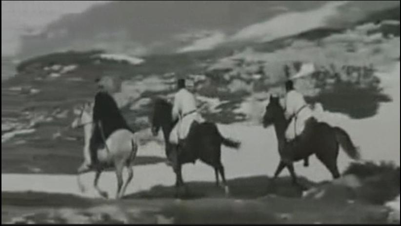 Dans quel clip pouvons-nous voir cette cavalerie ?