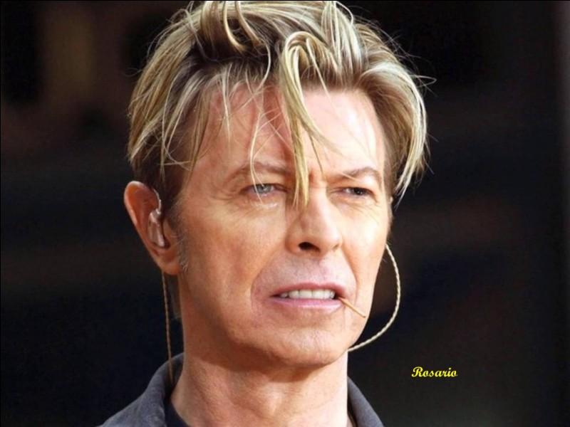 David Bowie est-il vivant ou décédé ?