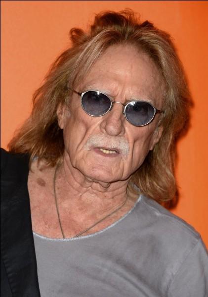 Le chanteur Christophe est-il vivant ou décédé ?