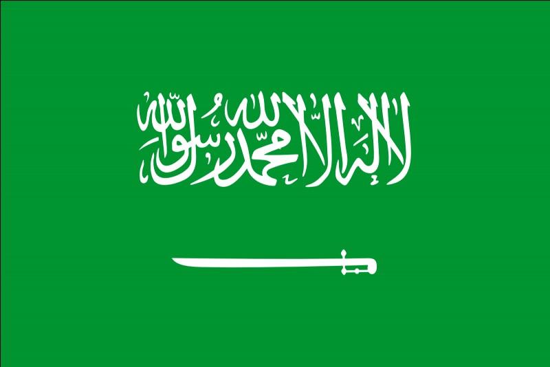 Quelle est la capitale de l'Arabie Saoudite ?