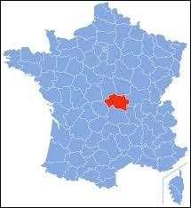Laquelle de ces villes ne se trouve pas dans le département de l'Allier ?