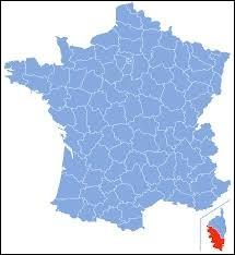 Laquelle de ces villes ne se trouve pas dans le département de la Corse-du-Sud ?