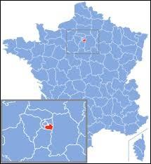 Laquelle de ces villes ne se trouve pas dans le département du Val-de-Marne ?
