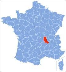 Laquelle de ces villes ne se trouve pas dans le département de la Loire ?