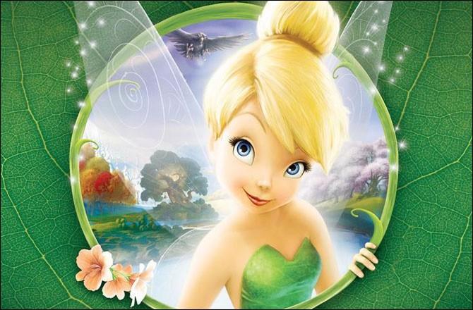 Clochette est l'une des plus connues de l'univers Disney. Ces êtres légendaires ont des capacités que nous n'avons pas. Dommage ! Où est la rime ?