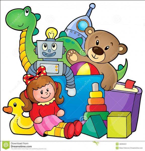 Coche le bon homophone. ------- jouets sont dans ma chambre.