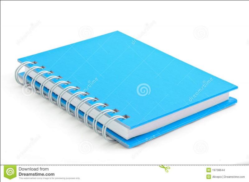 Coche le bon homophone. --------- petits carnets bleus sont dans mon bureau.