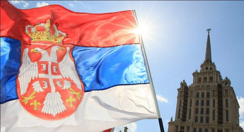 Nous allons partir en « Србија ». Dans quel pays allons nous ?