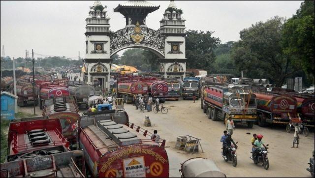 Continuons vers le « नेपाल ». Où est-ce ?