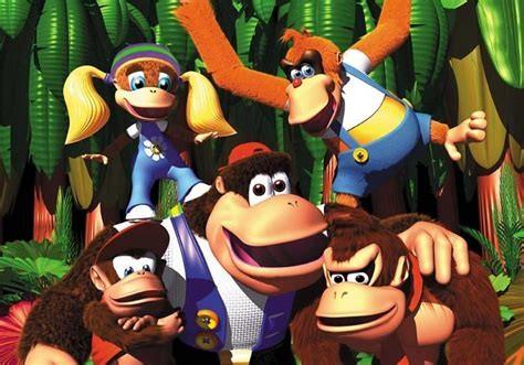 Quel membre de la famille Kong es-tu ?