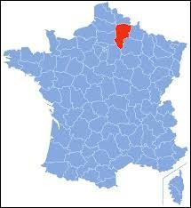 Laquelle de ces villes ne se trouve pas dans le département de l'Aisne ?