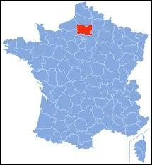 Laquelle de ces villes ne se trouve pas le département du Val-d'Oise ?