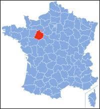 Laquelle de ces villes ne se trouve pas le département de la Sarthe ?