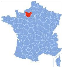 Laquelle de ces villes ne se trouve pas le département de l'Eure ?