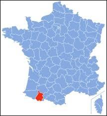 Laquelle de ces villes ne se trouve pas le département des Hautes-Pyrénées ?
