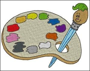 Dans quelle couleur êtes-vous si vous faites un chèque en blanc ?