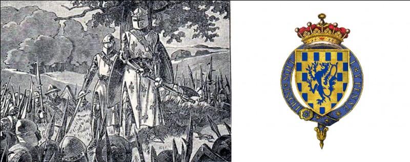 Compagnon du Prince Noir, il vit le jour en Poitou et fut sénéchal de Saintonge, maréchal d'Aquitaine, entre autres grades et distinctions. Qui est cette personnalité ayant participé à la bataille de Poitiers en 1356 ?