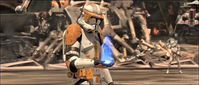 Quel commandant clone reçut l'ordre de tuer Obi-Wan Kenobi lors de l'Ordre 66 ?