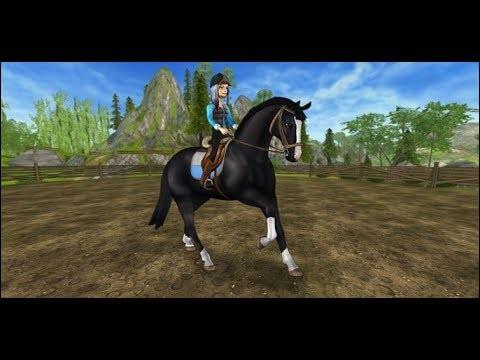 Ce cheval est très élégant notamment dans les épreuves de dressage. C'est le/l'...
