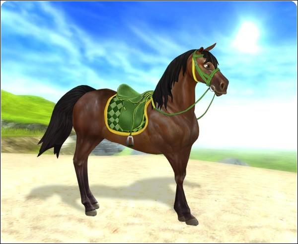 Les chevaux de 'Star Stable'