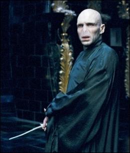 Qui est ce grand sorcier, pire ennemi d'Harry Potter ?