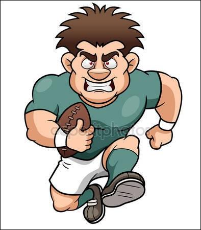 Quel est le comble pour un rugbyman ?