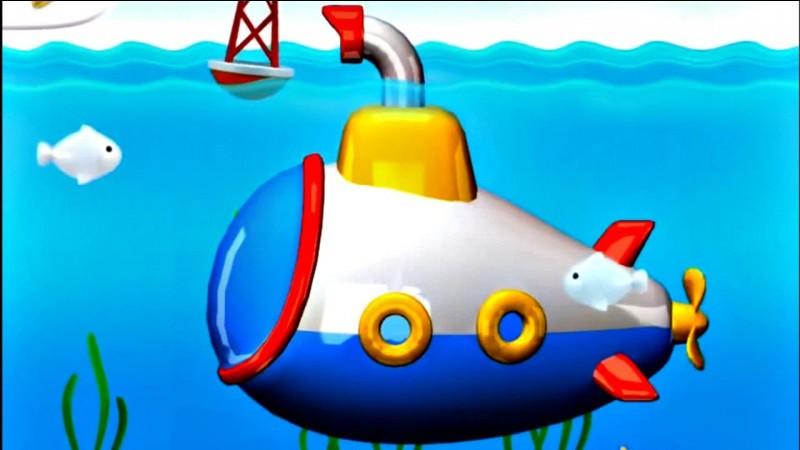 Un sous-marin entre en collision avec un poisson. Qui est le fautif ?