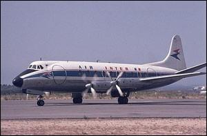 Ce moyen-courrier britannique, mis en service en 1950, pouvait emporter 75 passagers. De quel avion s'agit-il ?