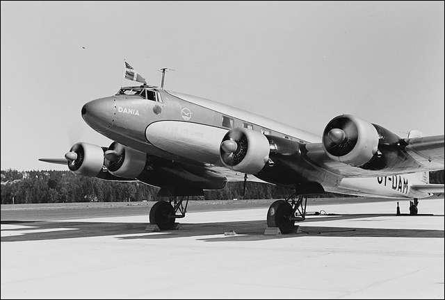 Quel est cet appareil ? Un indice : il a effectué un vol New-York- Berlin en 1938.