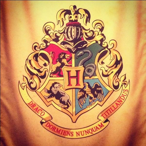 Hermione fait partie de ...