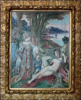 "Qui a peint ""Les Licornes"" ?"